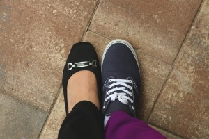 vyro ir moters batai