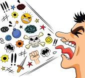 Kalbos druska - keiksmažodžiai. Kaip nepersūdyti?
